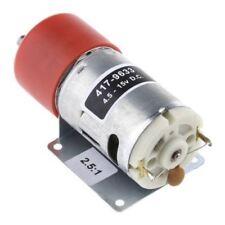 RS Pro, 12 V, 4.5 â?? 15 V dc, 500 gcm, Brushed DC Geared Motor, Output Speed 48
