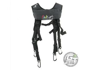Fade Gear WEATHER GUARD Suspenders Disc Golf Bag Strap - PICK YOUR COLOR