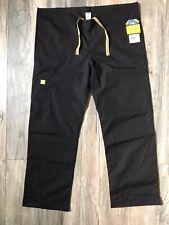 Nwt Wonder Wink Women's Scrub Pants / Size Small Petite / Black