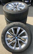 4 BMW Winterräder Styling 595 255/50 R19 107V M+S BMW X5 F15 X6 F16 ink RDCi TOP