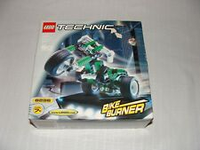 Lego Technic BIKE Burner # 8236 COMPLETE in Sealed Box
