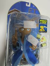 Interactive E.T.The Extra-Terrestrial Action Figure Doll NIB