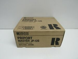 GENUINE RICOH 817535 (JP-1230) MASTER ROLLS