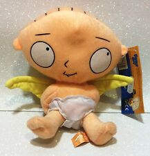 "THE FAMILY GUY STEWIE GRIFFIN ANGELO PELUCHE 15 CM PLUSH 7"" ANGEL"
