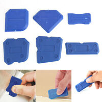 FUG 6 Piece Grouting Silicone Profiling Applicator Tool Kit in Bag Brand new UK