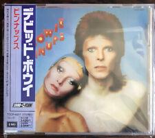 David Bowie PINUPS TOCP-6207 Rare Early Japan Remaster Toshiba EMI NM'90 2 Bonus
