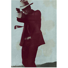 Justified Timothy Olyphant as Raylan Givens Ready to Shoot 8 x 10 Inch Photo
