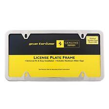 Ferrari License Plate Frame