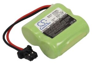 Replacement Battery For SouthWestern Bell 2.4v 600mAh Cordless Phone Battery