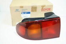 Genuine Hyundai SONATA 1993-1998 LH DRIVER SIDE TAIL LIGHT LAMP REAR LIGHT ASSY