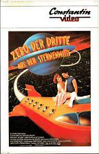 (VHS) Zebo der Dritte aus der Sternenmitte - Jeff Goldblum, Geena Davis,J.Carrey