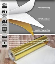15 m² Luxus Vinyl Unterlage, 1,5 mm, für Vinyl-, Laminat- und Parkettböden