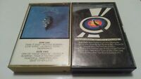The Eagles 2 Cassette Lot: Greatest Hits 1 and 2