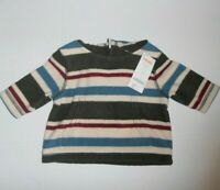 Baby Boys Hooded Jacket Stripes Gymboree NWT 2-4 Months