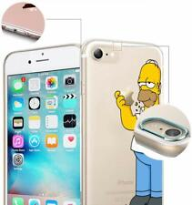 "COQUE CASE HOMER CARTOON IPHONE 6 6S (4""7) TRANSPARENT"