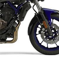 Yamaha MT07 /& FZ07 14-2016 Short Fly Screen Gloss Black Finish by Pyramid