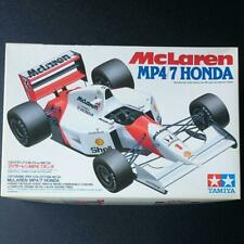 [discontinued]Tamiya 1/20 Mclaren Honda MP4/7 Plastic Model Kit