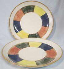 Sakura Port of Call Sioux Dinner Plate pair