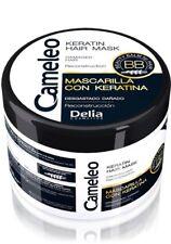 Delia Cameleo Keratin Hair Mask Reconstruction for Damaged Hair 200 ml