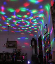 tolle Discokugel  mit super Lichteffekt, Disco - Dome für fast jede Lampe neu