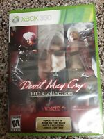 Devil May Cry HD Collection (Microsoft Xbox 360, 2012)