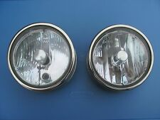 JAGUAR XJ8 VANDEN PLAS RIGHT PASSENGER HEADLIGHT HIGH LOW BEAM LAMPS 1998  2003