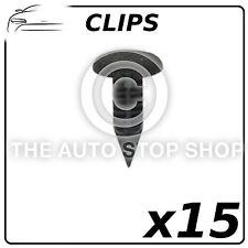 CLIPS Trim Clip HONDA Range: accord-stream parte 11759 15 Pack in sacchetto di plastica