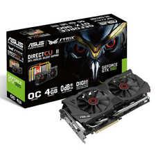 Tarjeta Gráfica Asus GeForce Strix GTX 980 DirectCU II OC 4GB GDDR5 Usada