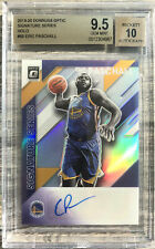 2019-20 Panini Optic ERIC PASCHALL Silver Prizm SIGNATURE SERIES BGS 9.5 Auto 10