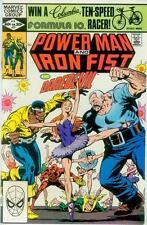 POWER MAN AND IRON FIST # 77 (Kerry Gammill) (Guest: étalon) (États-Unis, 1982)