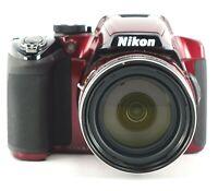Nikon COOLPIX P510 16.1 MP CMOS Digital Camera with 42x Zoom NIKKOR Lens GPS »»