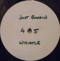 "WHISTLE - Just Buggin ~ 12"" Single PROMO"