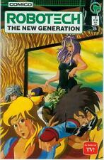 Robotech: the New Generation # 3 (estados unidos, 1985)