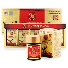 50g x 5EA, Deer Antler + Lingzhi Extract_Reishi Mushroom,Ganoderma Lucidum Korea