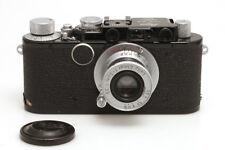 Leica IIf/Ia #46532 Umbau mit Elmar 3,5/5 cm