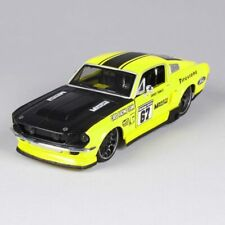 Maisto 1/24 1967 Ford Mustang GT Modified Version Racing Car Model YLW