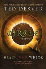 The Circle Trilogy: Black/Red/White by Ted Dekker: Used