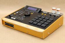 """Akai MPC 2000XL Custom """"Black Modular"""" Honey Phenolic Bezel"""