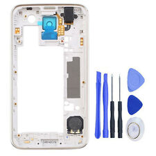 Back Housing Middle Frame Bezel For Samsung Galaxy S5 i9600 G900F G900H New