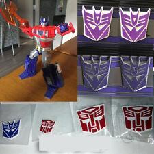 WeiJiang Autobot Decepticons MPP10/27/36 iron skin Optimus shoulder relief logo