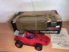 Ahi UOMO RAGNO Spider-Man CAR Radio Controlled in Box, 1977