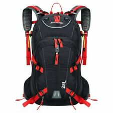 Bike Shoulder Backpack Light Water Resistant Cycling Bag Breathable Rucksack 25L