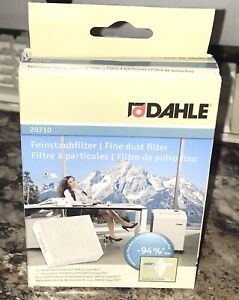 DAHLE CleanTEC Air Filter #20710 New OPEN BOX