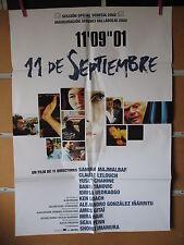 A776  11 DE SEPTIEMBRE 11 09 01