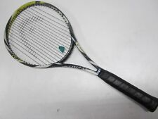 "AUSTRIAN HEAD RADICAL TOUR 690 OS ""ZEBRA"" TENNIS RACQUET (4 5/8) NEW STRING/GRIP"