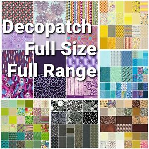 Decopatch Paper, Decoupage Paper ***LARGEST RANGE of FULL SIZE Designs***