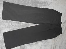 Cathy Daniels Womens Dress Pants Size 12 Black Elastic Waist 2 Pockets