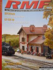 RMF Rail Miniature Flash n°473 2004 KITTest H0 Z7100 de la Halle de Bout [TR.33]