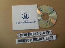 CD Pop Dune - Rainbow To The Stars 2003 (4 Song) Promo ORBIT REC