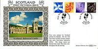 8 JUNE 1999 ALL 4 SCOTLAND DEFINITIVES BENHAM D 335 FIRST DAY COVER EDINBURGH